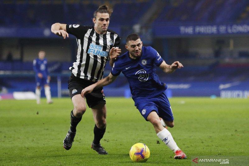 Liga Inggris - Chelsea jamu Fulham tanpa Mateo Kovacic dan Antonio Ruediger