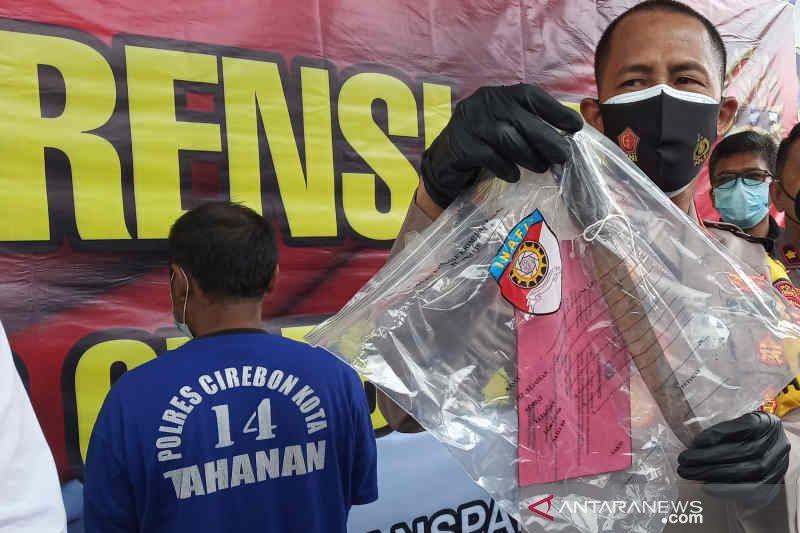 Polisi Cirebon tangkap kakak kandung bunuh adik yang gangguan jiwa