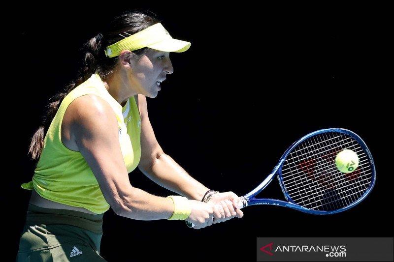 Petenis unggulan Pliskova dan Bencic tersingkir di babak ketiga Dubai Open 2021