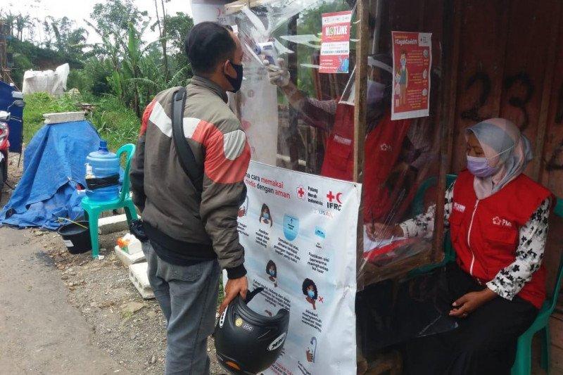 Para pengawal protokol kesehatan dari pelosok Banjarnegara