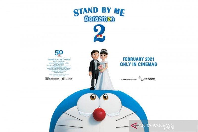 """""""Stand by Me Doraemon 2"""", petualangan  Nobita menjelajahi waktu"""