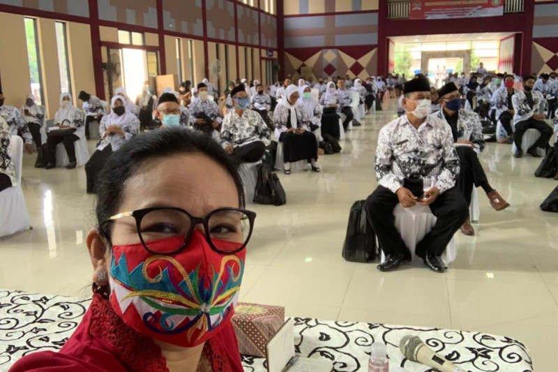 Agustina Wilujeng sebut SKB soal seragam sekolah beri kepastian hukum