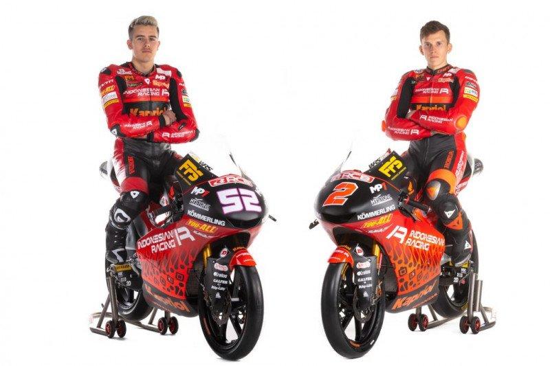 Tim Indonesia Racing rilis motor Moto3 dan Moto2