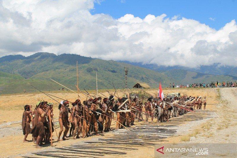 Disbudpar Jayawijaya fokus perawatan infrastruktur di lokasi wisata
