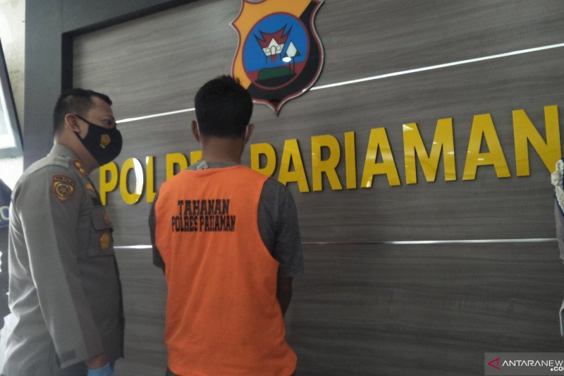Pinangan ditolak, RA sebar video dan foto asusila dia bersama mantan pacarnya, sehingga ditangkap polisi