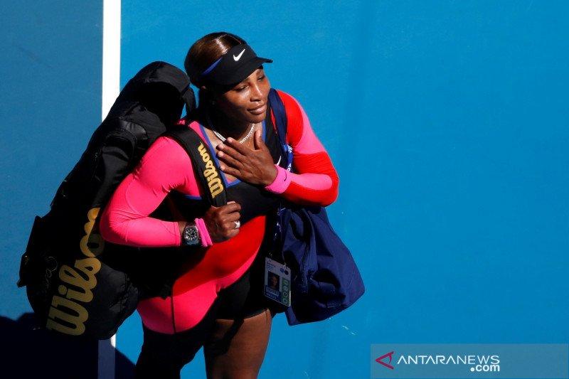 Serena Williams menarik diri dari turnamen Miami Open 2021