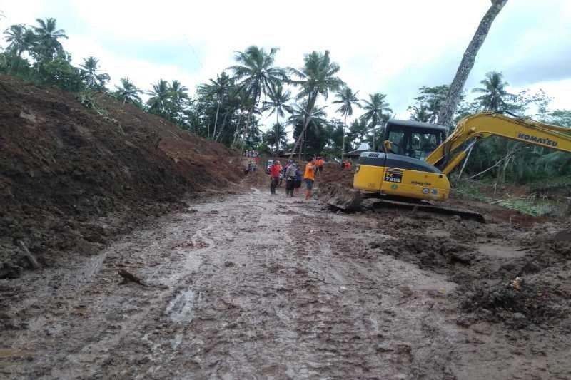 Longsor Kalijering bencana tanah bergerak terparah di Kebumen