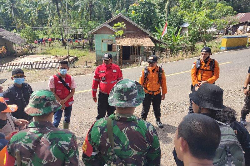 SAR Gabungan temukan warga hilang saat berkebun dalam keadaan selamat
