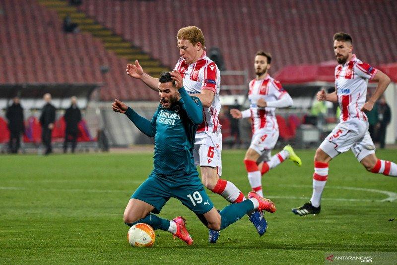 AC Milan ditahan imbang 2-2 oleh Red Star Beograd