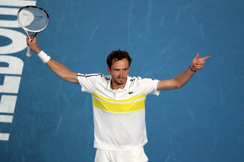Daniil Medvedev susul Djokovic ke partai puncak Australian Open