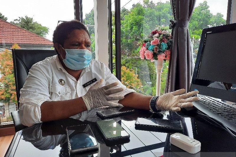 Dinsos Papua menyatakan PPKM menjadi kendala pendistribusian BST