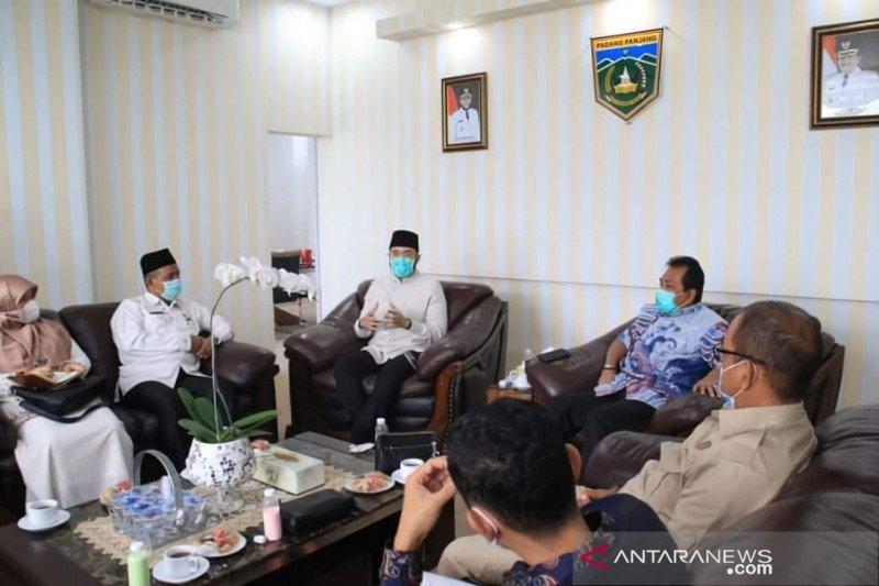 Komisi II DPRD Sumbar memuji RPH Padang Panjang