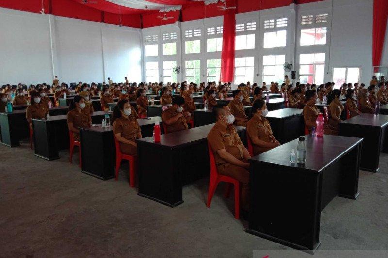 Pemerintah Kabupaten Minahasa Tenggara usulkan 287 formasi CPNS 2021