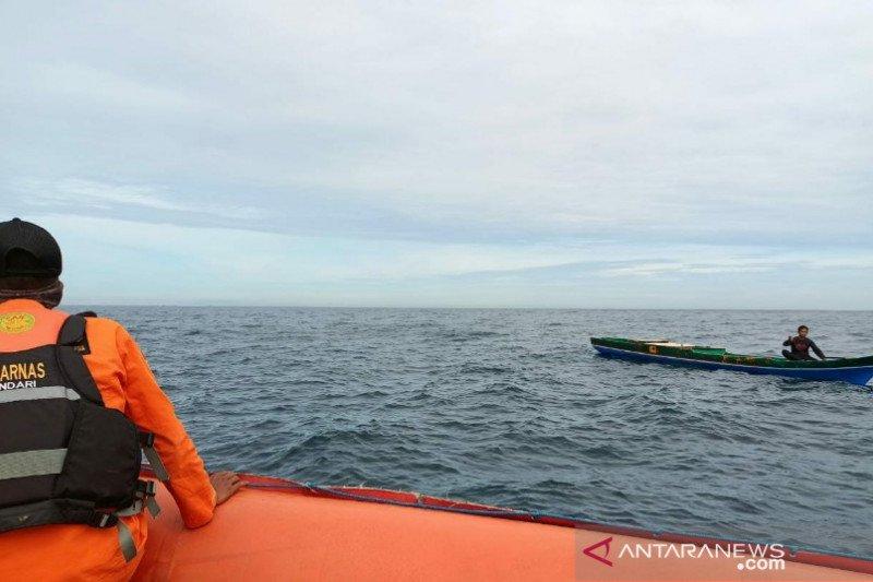 Dua nelayan hilang di Pulau Menui ditemukan setelah lima hari pencarian