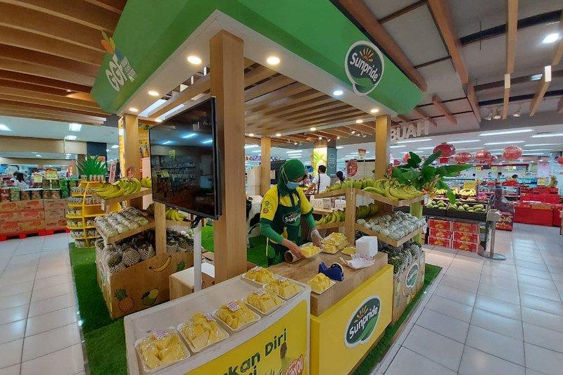 GGF selenggarakan pameran produk berkualitas spesial Imlek 2021