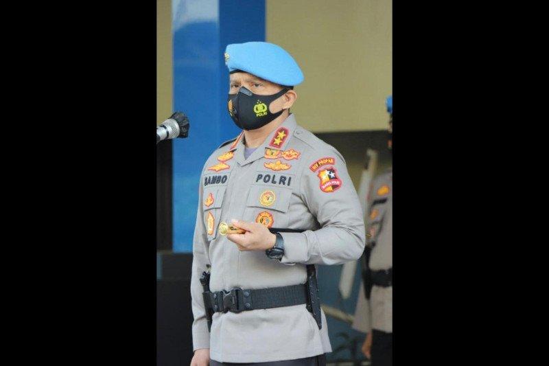 Kapolri keluarkan Surat Telegram cegah penyalahgunaan narkoba di Polri
