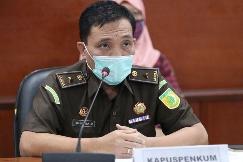 Kejagung terima SPDP kasus dugaan terorisme dengan tersangka Munarman