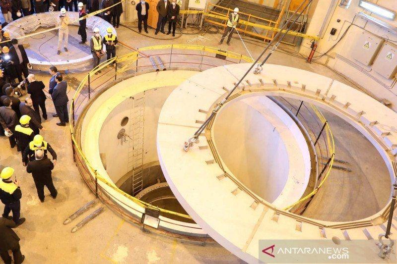 IAEA benarkan Iran mulai proses pengayaan uranium kemurnian 60 persen