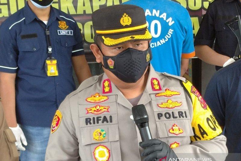 Mantan kepala desa tersangka korupsi dana desa di Cianjur ditangkap