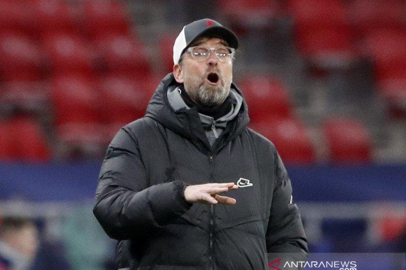 Liga Champions: Juergen Klopp ingin ulangi keberhasilan saat melakoni Leipzig