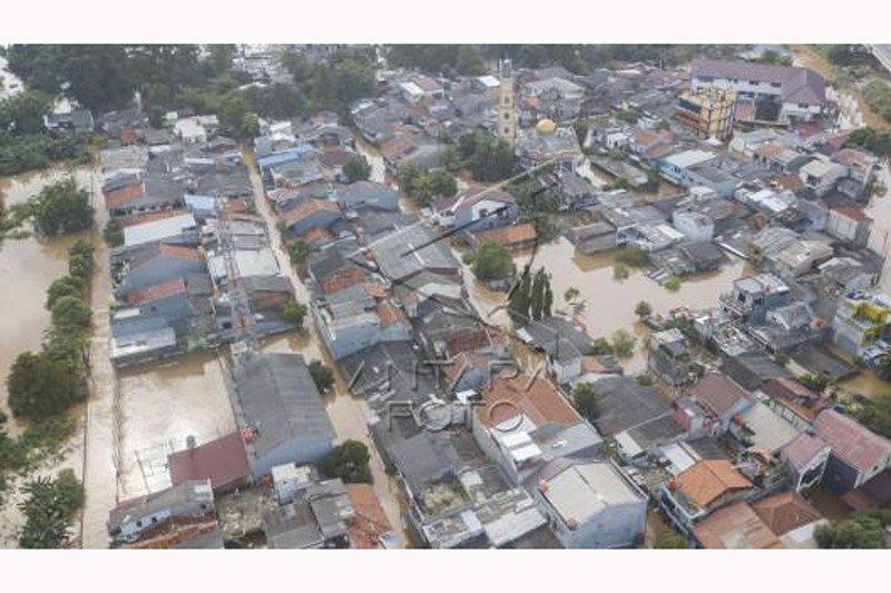 Banjir di Cipinang Melayu