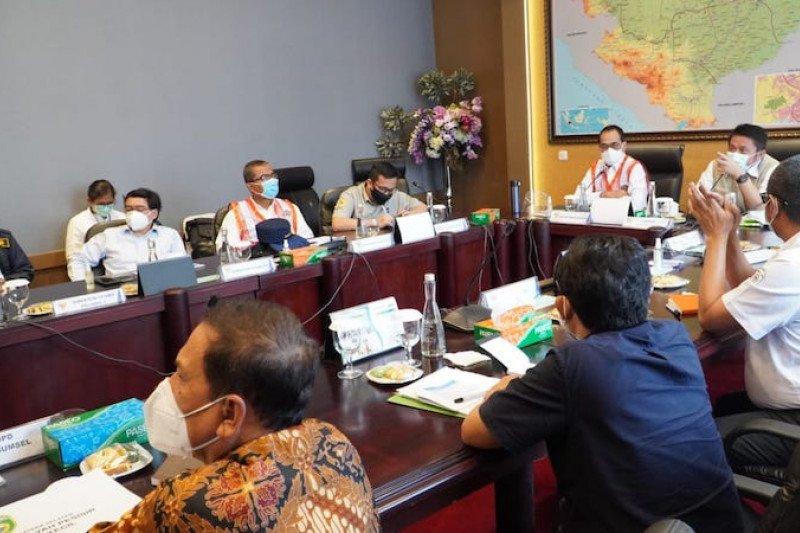 """Gubernur Sumsel pastikan lahan Pelabuhan Tanjung Carat """"clear and clean"""""""