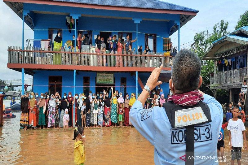 BMKG sebut 15 provinsi waspada banjir, termasuk Lampung, Jakarta, Jabar,  dan Jateng