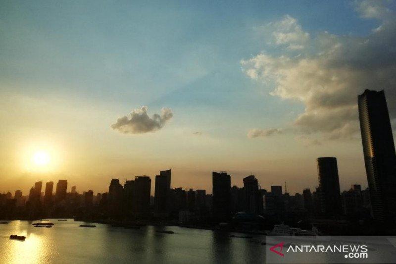 Shanghai menerapkan digitalisasi jejak pengguna pesawat internasional