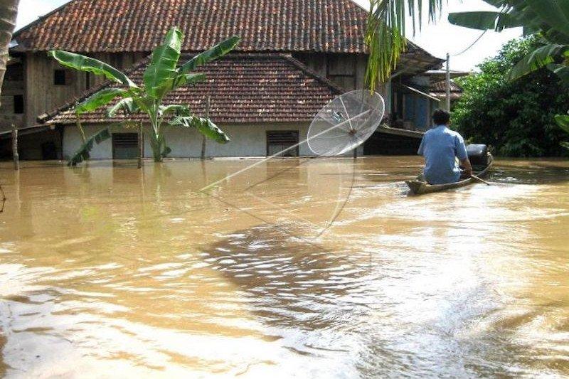 BPBD Sumsel tetapkan status siaga banjir dan longsor di enam kabupaten