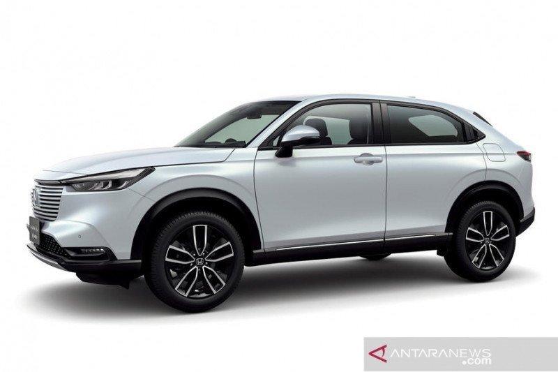 Honda HR-V hybrid generasi ketiga beri penyegaran tampilan