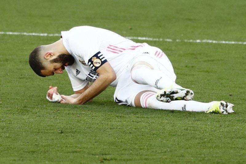 Liga Champions - Benzema dipastikan tak dimainkan saat lawan Atalanta