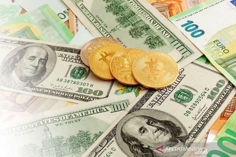 Dolar terseret kemunduran imbal hasil obligasi AS