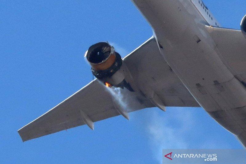 Boeing sarankan  maskapai tangguhkan beberapa pesawat model 777