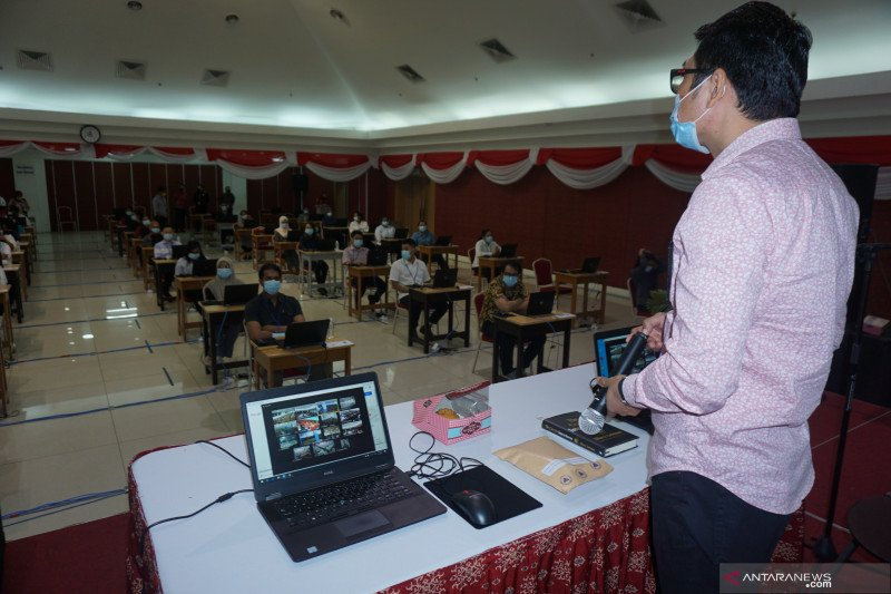 53 mahasiswa FK asal Malaysia ujian di KBRI Kuala Lumpur