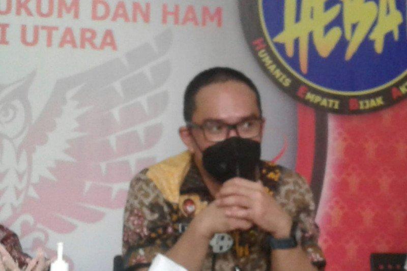 Kemenkumham Sulut dorong OBH jemput bola beri bantuan hukum