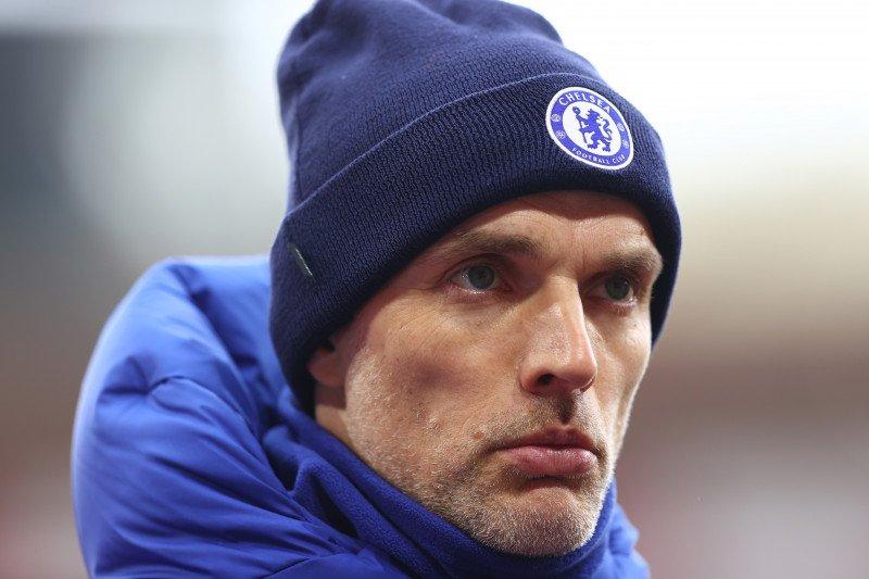 Tuchel anggap laga lawan Atletico ujian mental Chelsea