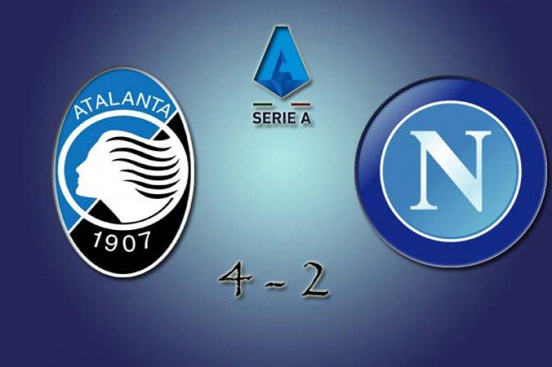Atalanta mampu taklukkan Napoli pada babak kedua