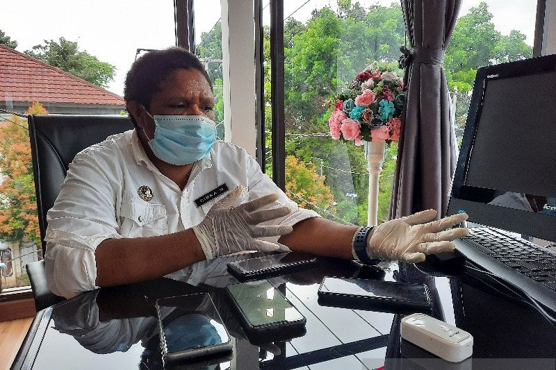 Pemprov Papua mendorong proses integrasi KPS ke BPJS Kesehatan tuntas