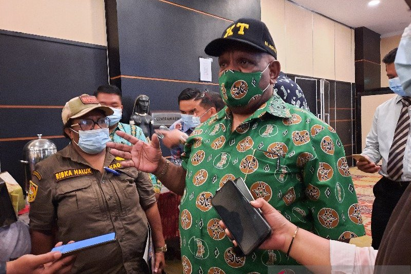 Pemprov Papua optimistis PEN berdampak bagi masyarakat