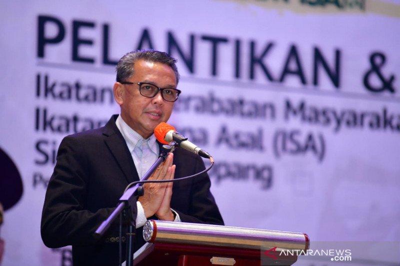 Gubernur Sulsel  Nurdin Abdullah pastikan lantik 11 kepala daerah 26 Februari