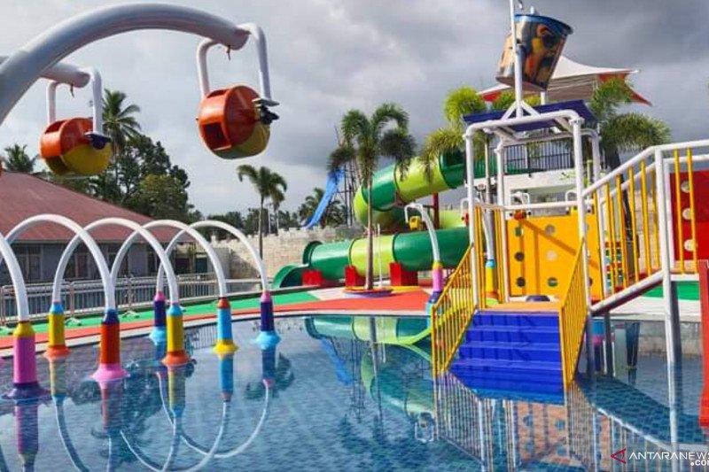 Baru dibuka, Emersia waterpark masuk top 13 destinasi wisata Tanah Datar