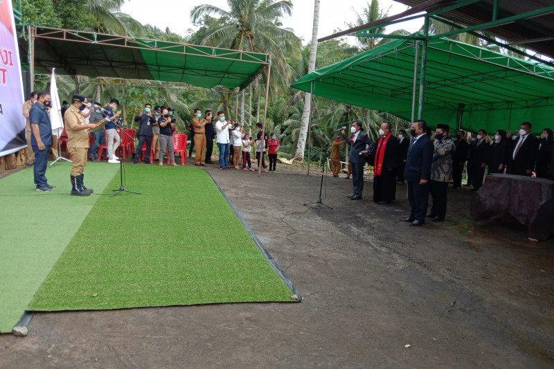 Ini nama pejabat Pemkab Minahasa Tengara dilantik Bupati Sumendap