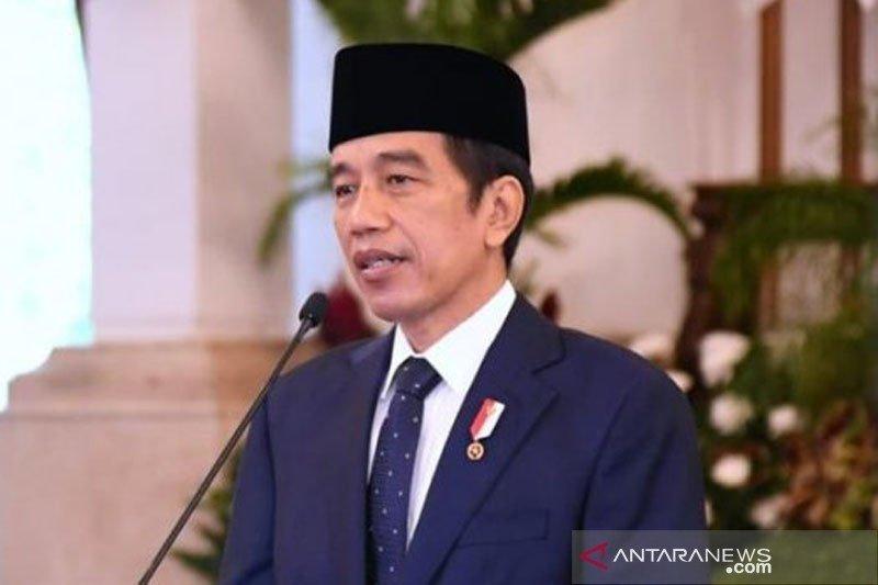 Presiden Jokowi: RI beruntung, sejak awal sudah bergerak dapatkan vaksin