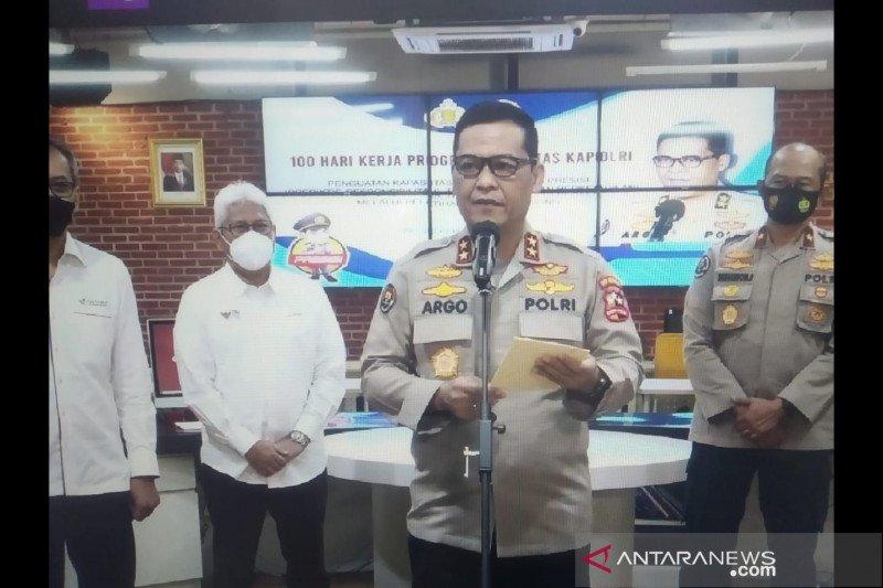 "Divhumas-LKBN ANTARA gelar pelatihan ""public speaking"" Polri"