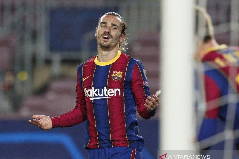 Mantan bek Barca sebut Griezmann telah salah pilih klub
