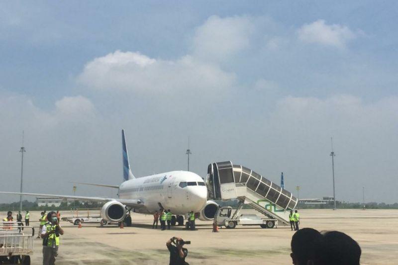 Penerbangan kargo di Bandara Kertajati kembali beroperasi