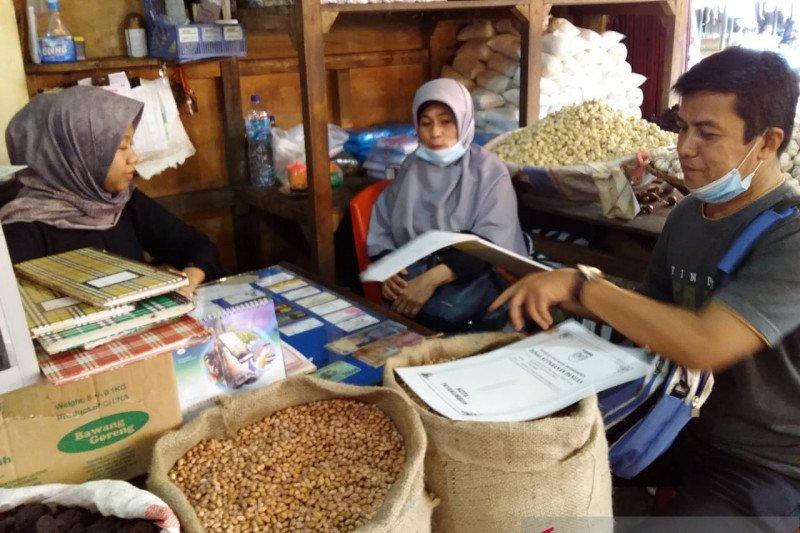 Meski ada kenaikkan, harga pangan di Kota Payakumbuh masih normal
