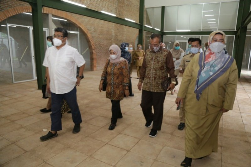 Komisi II DPRD Jabar: Jadikan gedung Creative Center Cirebon sebagai etalase produk kreativitas
