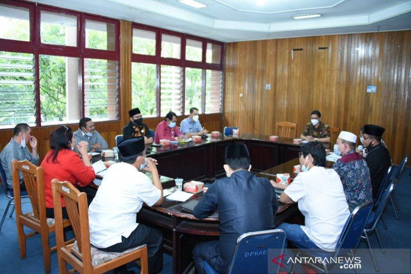 DPRD Bengkalis kunker ke BK Bukittnggi terkait Perpres 33/2020