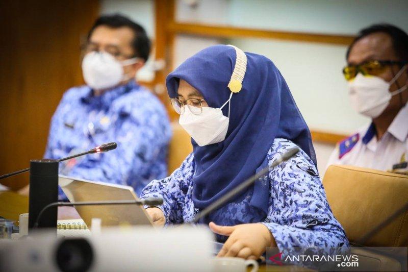 118 ribu lansia Kota Bandung jadi sasaran vaksinasi tahap dua